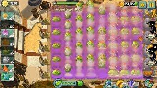 Plants vs Zombies 2 - Lava Guava Ultra Power Tile!