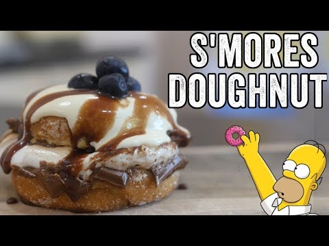 S'more Doughnuts