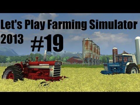 Farming Simulator 2013 S2E19 Hay look