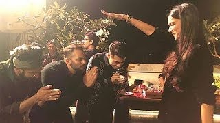 Inside Video of Simbaa 300 Crore Sucess Bash-Ranveer Singh,Deepika Padukone,Ajay,Kajol,Akshay