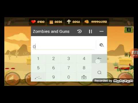Cheat in zombies and guns