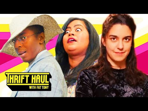 Dressing to Meet the Parents | Thrift Haul with Fat Tony