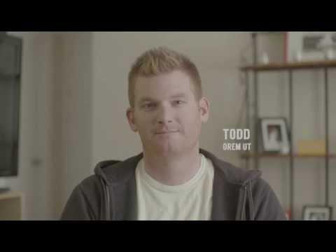 Faces of Medicaid: Todd, Erin, and Baby Jane - Orem, Utah