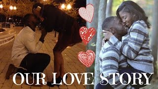 Married at 19 & 21?! - Our Love Story!