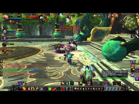Back into WOW Temp of Jade Dragon