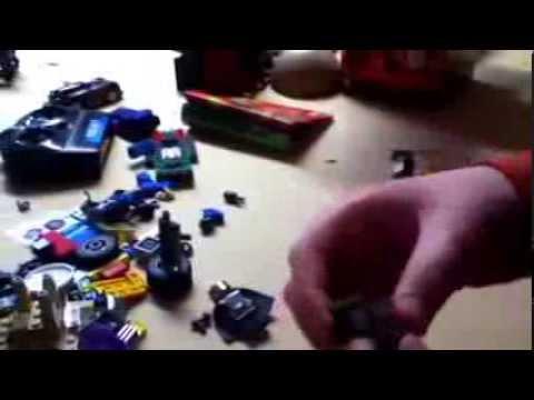 How to make a Lego Mech