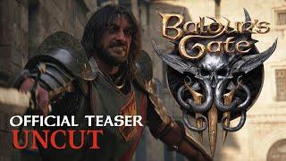 Baldur's Gate 3 - Official Announcement Trailer - UNCUT