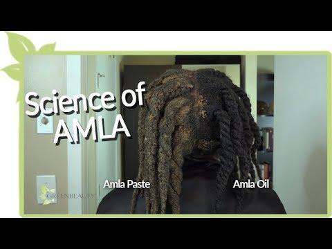 Ayurveda - Science of AMLA and natural hair