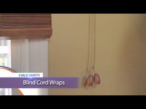 Child Safety Tip   Dreambaby Blind Cord Wraps