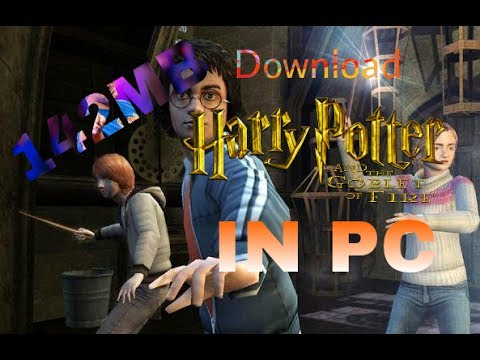 [142MB] How To Download Harry Potter And The Goblet Of Fire In PC For Free Highly Compressed File