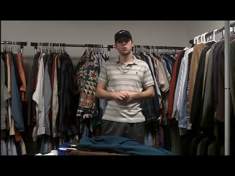 How To: Quickly & Efficiently Organize Clothing Inventory For eBay w/ Sequential Dymo Labels