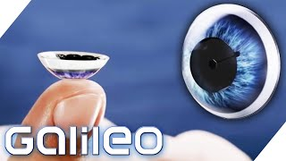 Cyborg-Technologie schon heute?! Biohacks - Schärfere Sinne durch Technik | Galileo | ProSieben