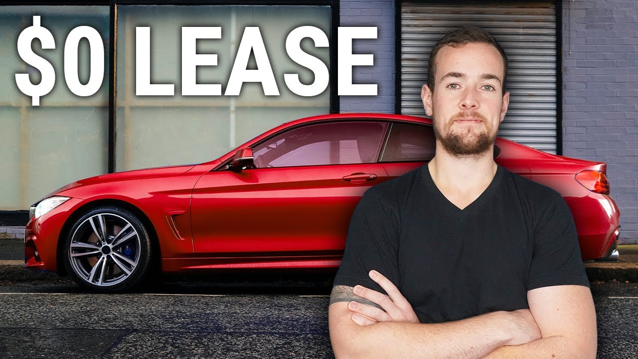 How To Lease A Car With No Money, $0 Down In 2021 (Step By Step)
