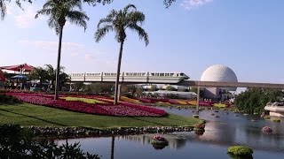 An Awesome Day At Walt Disney World's EPCOT | Rides, Food & Fireworks!