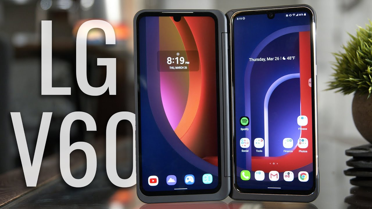 LG V60 ThinQ Complete Walkthrough: A Better Priced Flagship