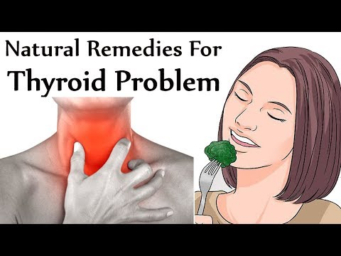 Natural Cures for Thyroid | Kill Thyroid Forever Naturally | Thyroid Cure Permanently With in Week