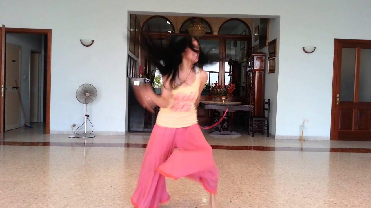A Rhythmic Vital Dance from Biodanza!