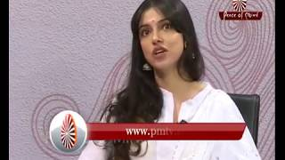 Spiritual conversation with Divya Khosla Kumar, Bollywood Celebrity