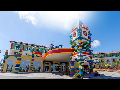 Legoland Hotel Review- Standard room
