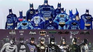 Batman - Evolution in Cinema & TV