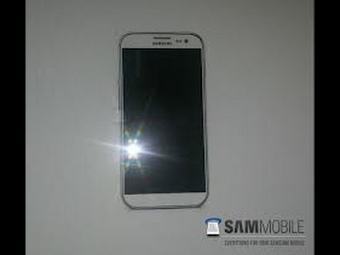 Samsung Galaxy S4 Rumoured Specs and Pictures