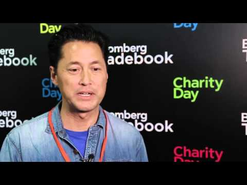 Bloomberg Tradebook Charity Day 2015: Michael Wong in Hong Kong
