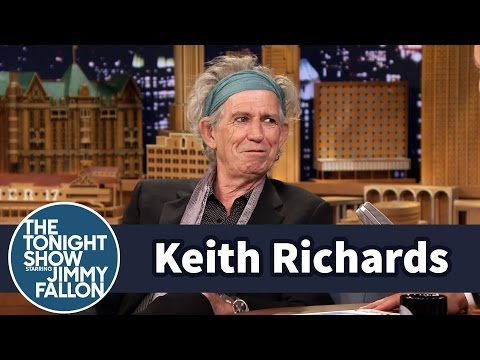 Chuck Berry Punched Keith Richards in the Face
