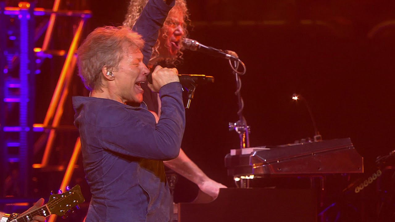 Bon Jovi: Lay Your Hands On Me