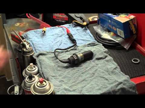 GM 4WD elect actuator