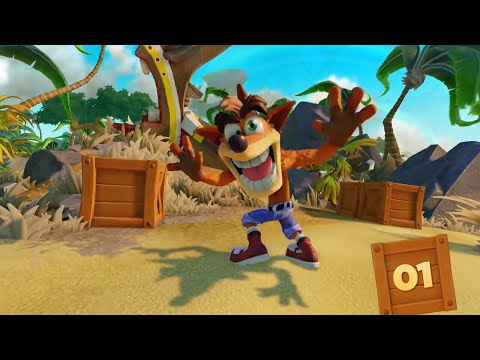 Crash Bandicoot 20th Anniversary!