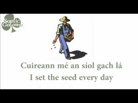Learn Irish - Gaelic Galore Lesson 7 - Verbs