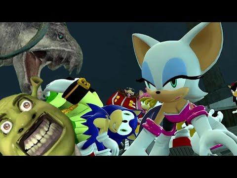 Sonic Zombie Doom Ship The Movie