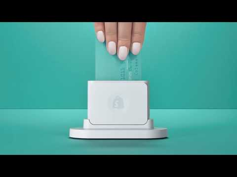Shopify's Chip & Swipe Reader
