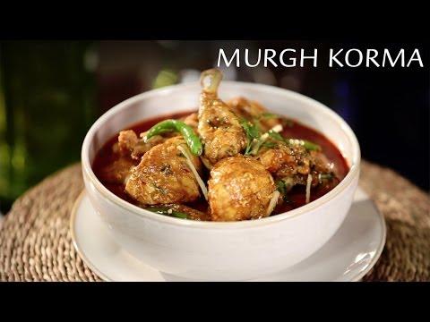 Murgh (Chicken) Korma Recipe | MAGGI Creative Kitchen