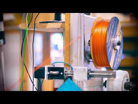 We made some very unique filament at Proto-pasta!