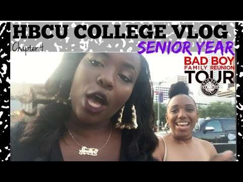 HBCU COLLEGE VLOG CH.4 | Bad Boy Tour + ANOTHER TRIP!