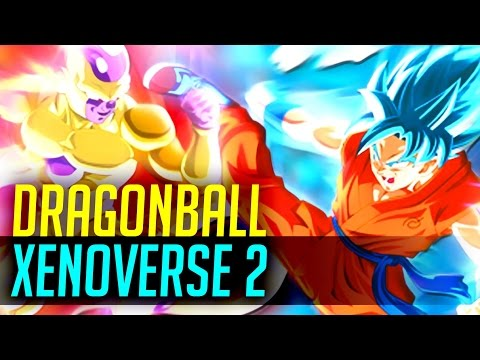 Dragon Ball Xenoverse 2 PS4 Multiplayer Gameplay | TGN Squadron Plays Dragon Ball Xenoverse 2