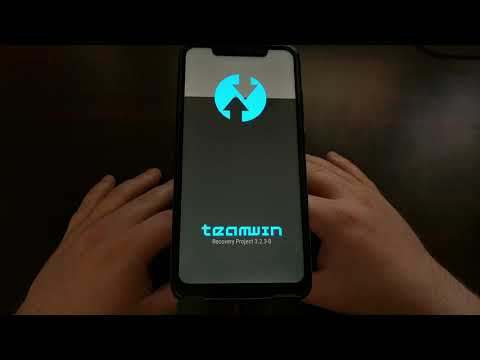 Redmi Note 6 | Installing TWRP Custom Recovery