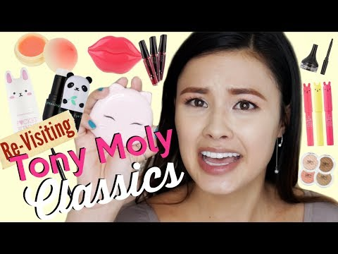 11 of Tony Moly Top Classic Products   Re-Reviewing Korean Beauty