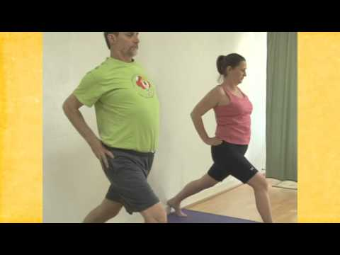 A Balanced Yoga Practice for Better Posture, Pose 4 of 6