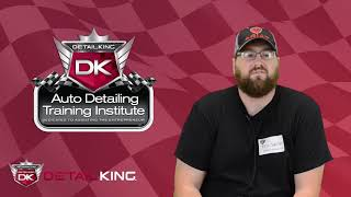 Detail King Student Review- Eric Sadler August 2017