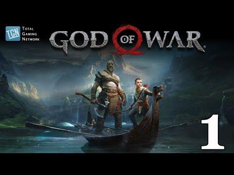 God of War (PS4) - Part 1