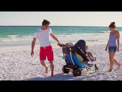 New for Summer: Austlen Entourage Beach Wheels!