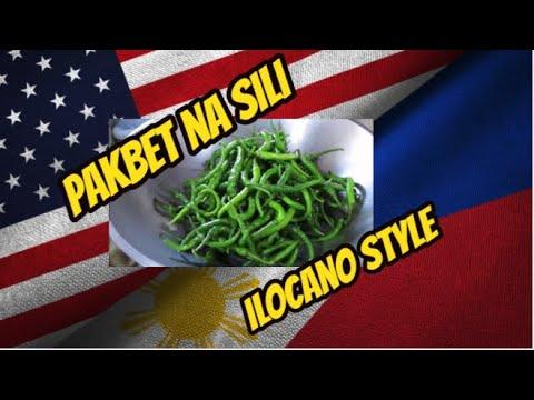 Maly Cooks Pakbet na Sili  Ilocano Style – Philippine Province Living