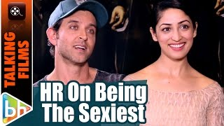 Hrithik Roshan On Being The SEXIEST Man Of The Country | EXCLUSIVE