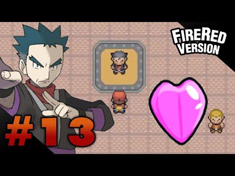 Let's Play Pokemon: FireRed - Part 13 - Fuchsia Gym Leader Koga
