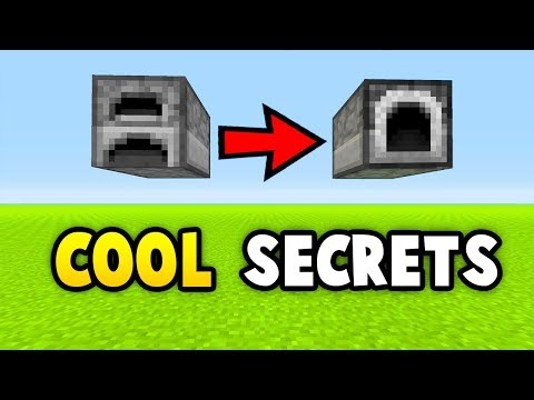 Minecraft 6 INSANE SECRET THINGS YOU CAN MAKE (Ps3/Xbox360/PS4/XboxOne/WiiU)