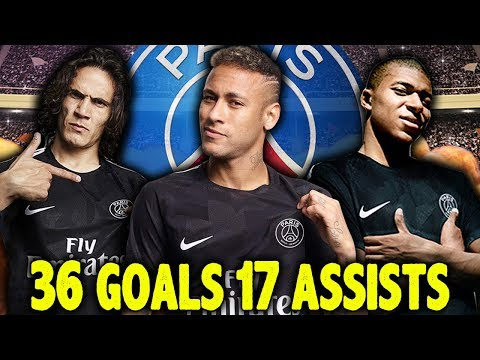 Do PSG Have The Best Front 3 In Europe?! | Euro Round-Up