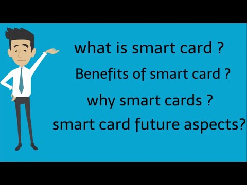 What is Smart card ?