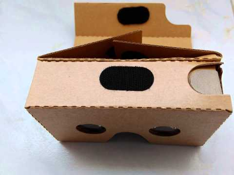First Look of Oneplus Cardboard - VR Device